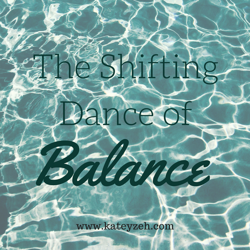 The Shifting Dance of